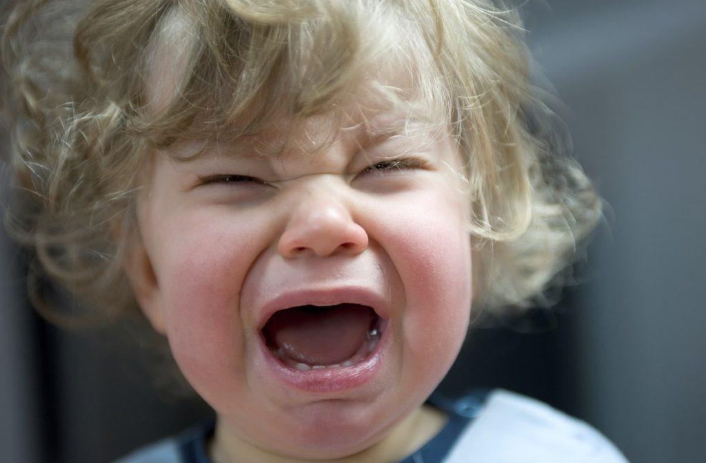 Особенности долихосигмы у маленьких детей