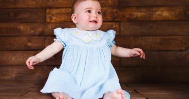 Ребенок с синдромом Ретта