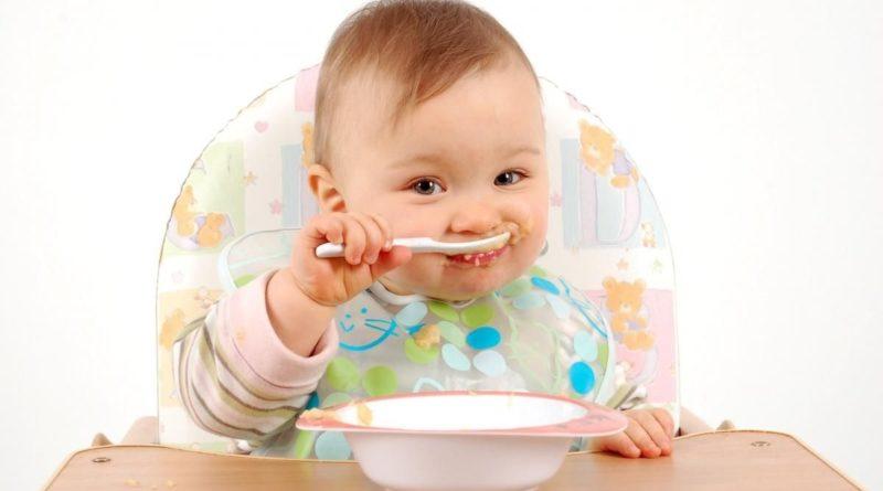 Питании 9-месячного ребёнка