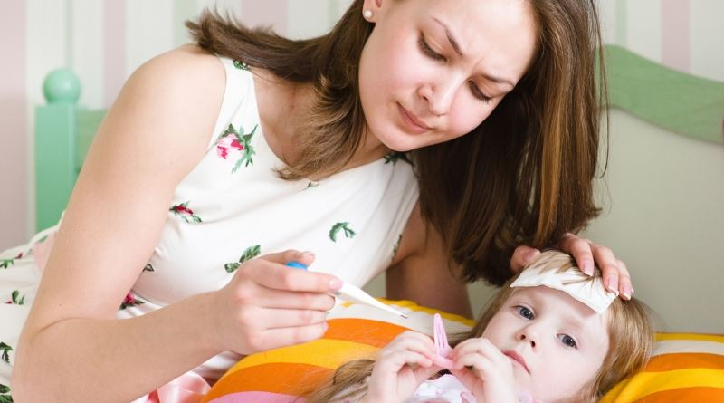 Анафилаксия у детей