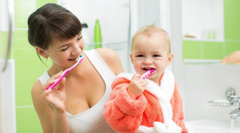 У ребенка 10 месяцев пахнет изо рта