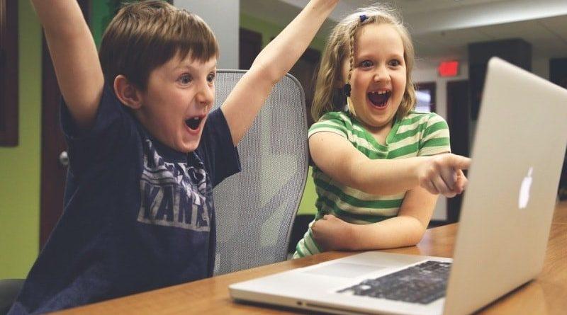 Влияние компьютера на ребенка