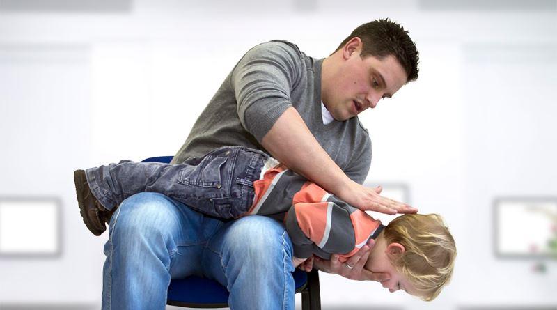 Первая помощь ребенку от 1 года до 8 лет