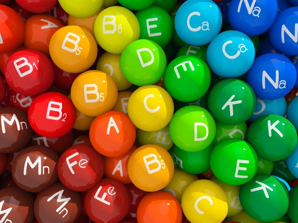 Витамины и микроэлементы, необходимые для зрения