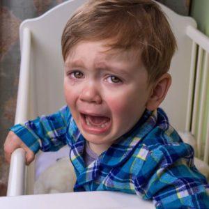 Причины истерик у трёхлетних детей
