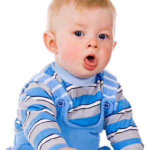 Влажный (продуктивный) кашель у грудного ребенка