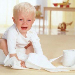 Проблемы при приучении малыша