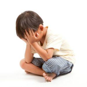 Причина № 3. Ребёнок – виновник всех бед