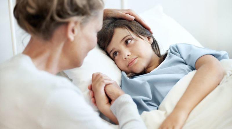 Причины боли в шее у ребенка