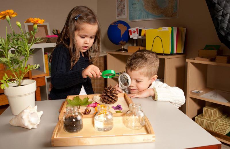 Методика монтессори для детей 1 3