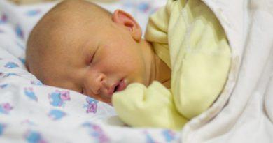 Болезни кожи у новорожденных