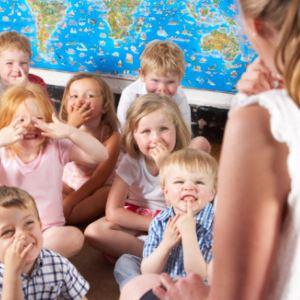 Основные виды уроков в монтессори-классах