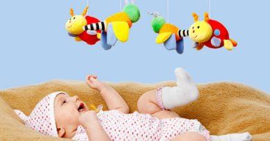 Игрушки для новорожденного
