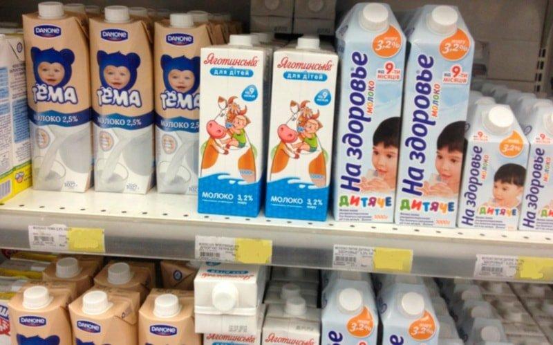 Чем «детское» молоко отличается от «взрослого»