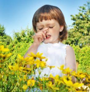 Роль аллергенов в развитии аллергодерматозов у детей