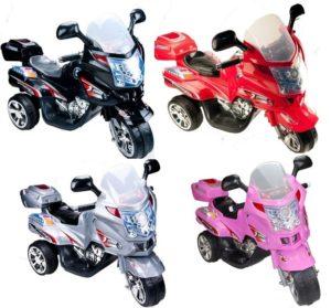 Детские мотоциклы для детей