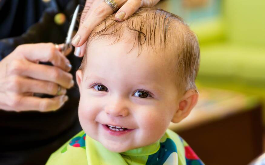 Когда стричь волосы ребенку мифы и правда о стижке и уходе за детской шевелюрой
