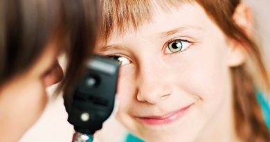 Плохое зрение у ребенка