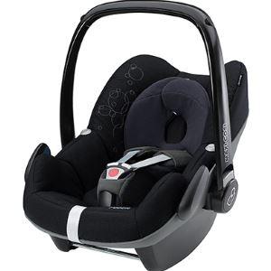 Maxi Cosi Pebble – надёжный спутник для младенца