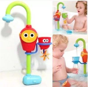 Волшебный кран для ванной