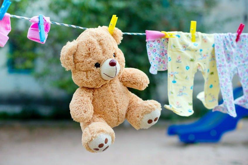 Уход за купленными игрушками