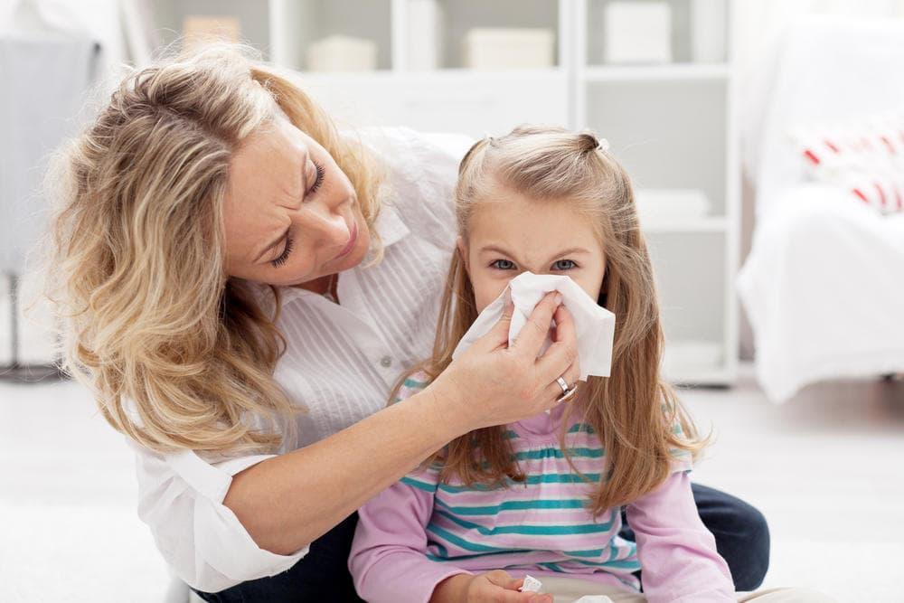 Бронхит аллергический какие симптомы