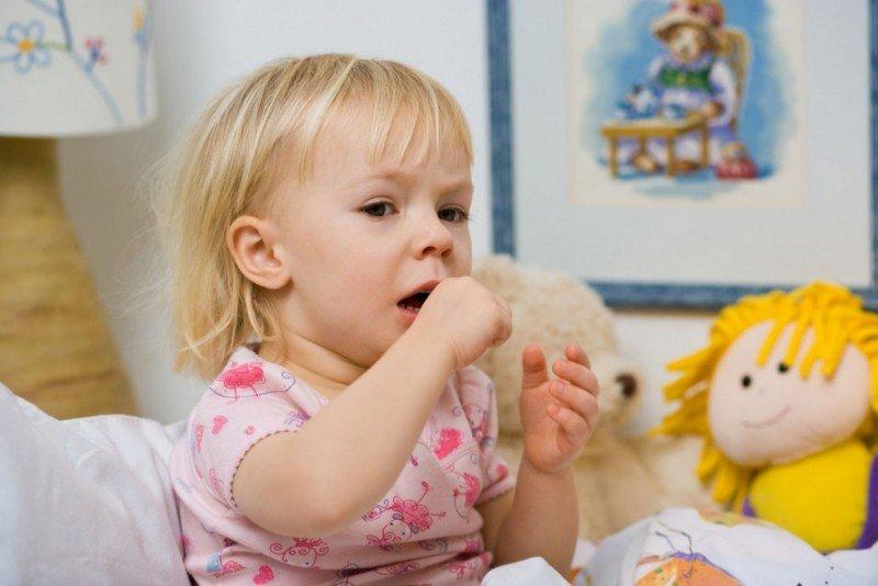 Как распознать аллергический бронхит у ребёнка
