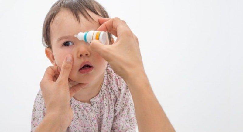 Альбуцид для детей - глазные капли, инструкция