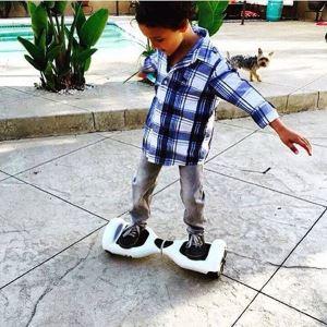 ак научить ребёнка кататься на гироскутере