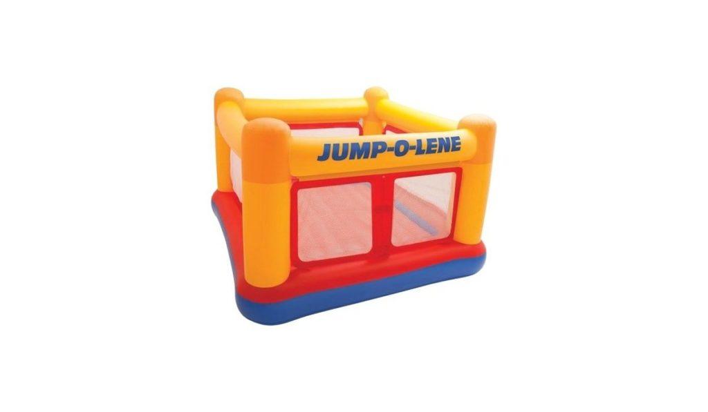 5 место. Intex JUMP-O-LENE 48260