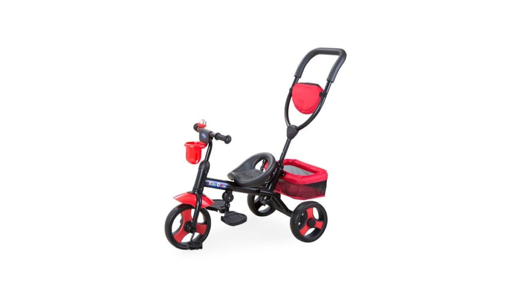 4 место. Jetem Lexus Trike Next Generation