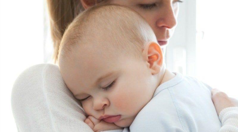 Как укачивать ребенка