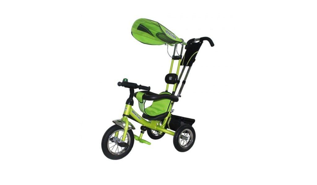 2 место. Mars Mini Trike LT-950
