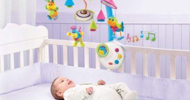 Мобиль для новорожденных