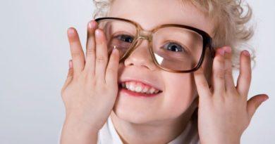 Все, что надо знать о близорукости у детей