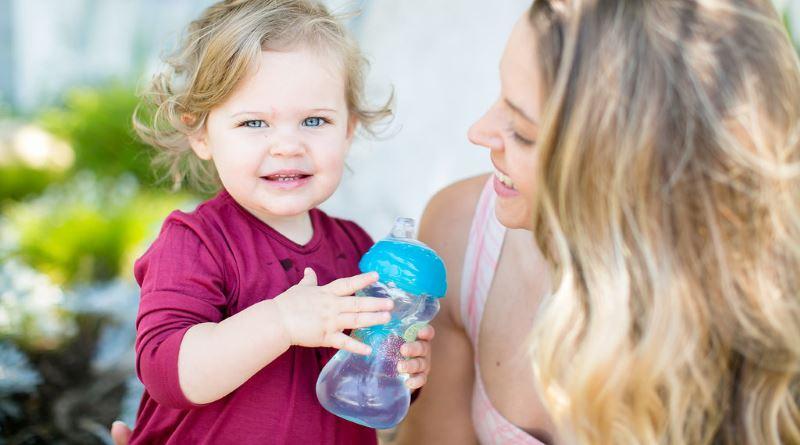 Как отучить от «дневной» бутылочки