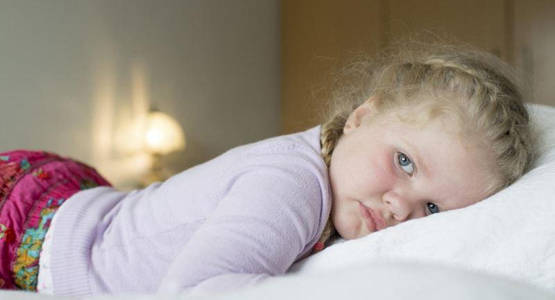 Выделения у девочки 5 лет