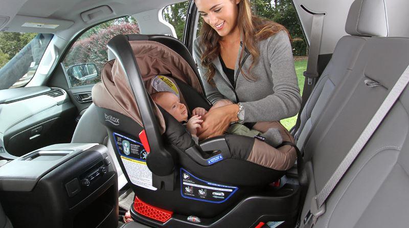 Обзор автомобильного кресла Britax Römer First Class Plus