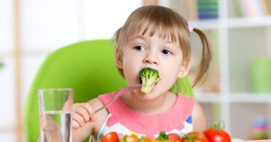 Диета у ребенка при аллергии