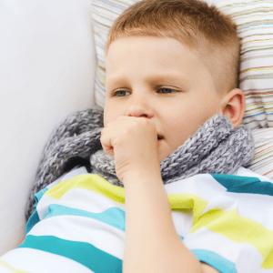 Кашель и воспаление горла из-за стрептококка