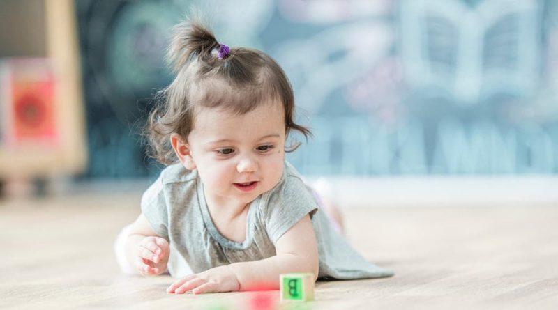 Девочка 1 год