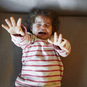 Почему ребенок плачет по ночам