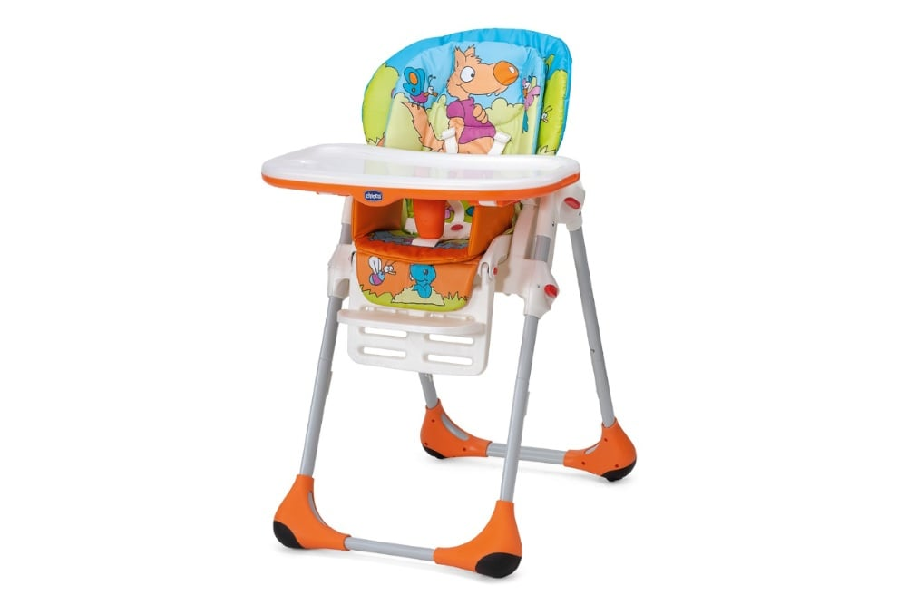 3-е место. Chicco Polly 2-in-1