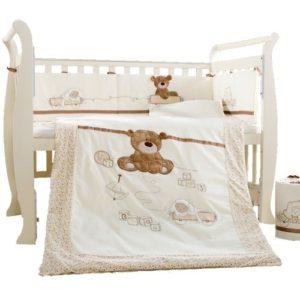 Основные параметры кроватки для новорожденного