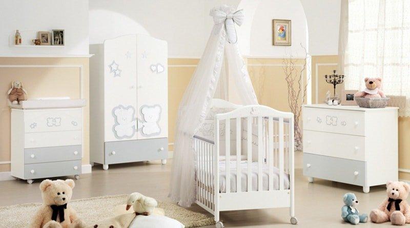ТОП-10 лучших кроваток для новорожденных детей