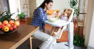ТОП-10 лучших стульчиков для кормления