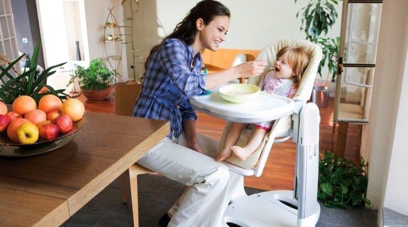 Какой выбрать стульчик для кормления малыша - советы по выбору • Твоя Семья