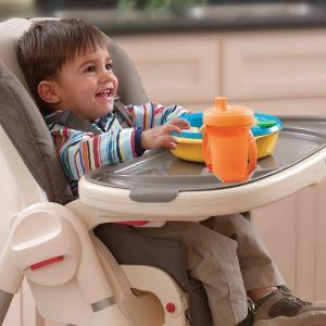 Чем полезны стульчики для кормления