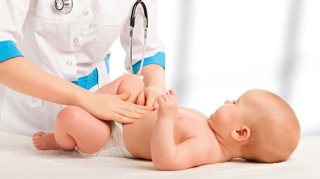 Пахово мошоночная грыжа у новорожденных