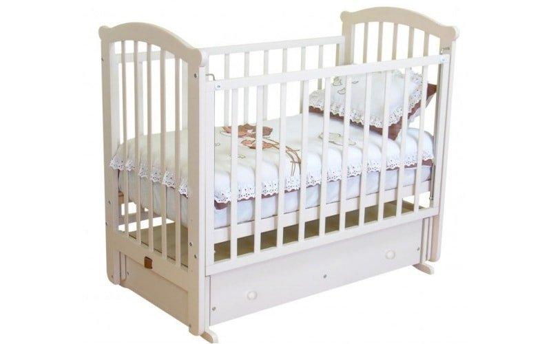 Кроватка Ирина С-625